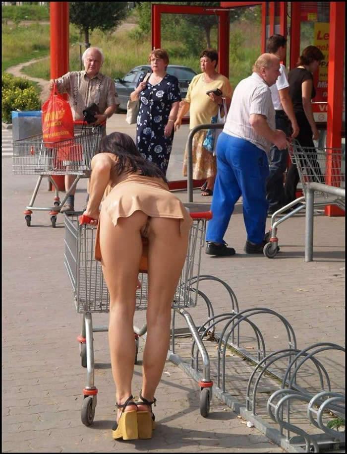 falda chicas teronas